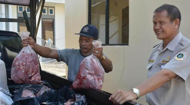 Khawatir Daging Celeng, Kadisperindag Pekanbaru: Jangan Tergiur Harga Murah