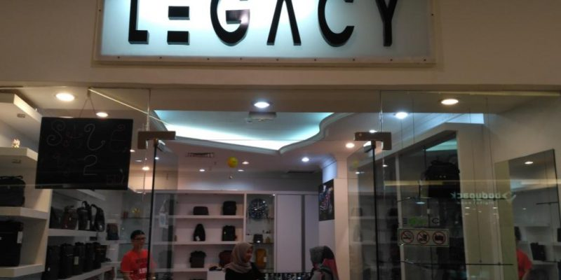 Lengkapi Gaya Hidup Pria, Legacy Bag Berikan Diskon Hingga 60 Persen