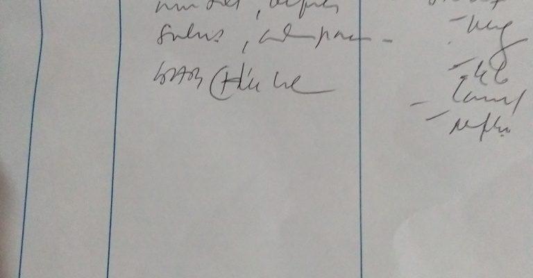 Mengapa Tulisan Dokter Susah Dibaca?