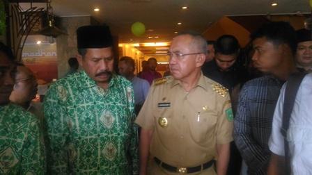 Ini Tugas Berat Herman Sebagai Kadiskanlut Riau yang Baru