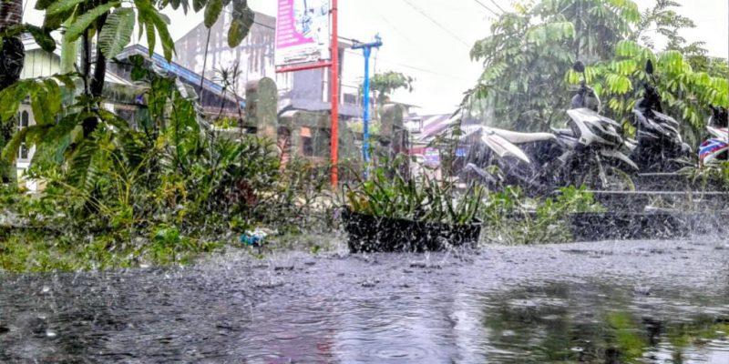 Hujan Berpeluang Turun Malam Hari di Riau