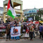 Indonesia Tetap Berdiri Dibelakang Perjuangan Rakyat Palestina