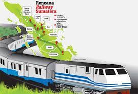 Proyek Rel Kereta Api Riau Dikebut Sebelum Akhir Tahun Ini