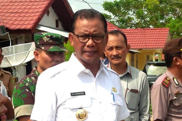 Bupati Suyatno: Akhir Tahun Anggaran 2017 Keuangan Rohil Sudah Membaik