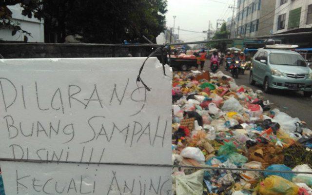 Ini Penyebab Masalah Sampah Pekanbaru Tak Kunjung Tuntas