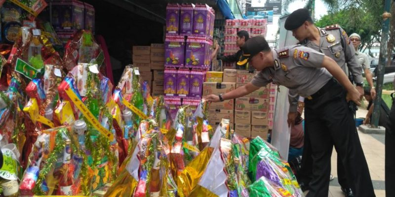 Sidak Parcel dan Minuman Kaleng, Polresta Pekanbaru Jajaki Toserba