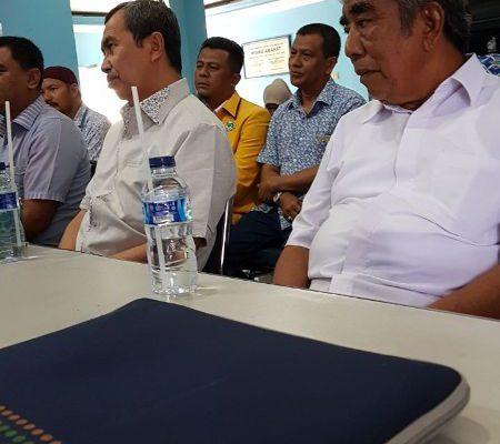 Sejalan dengan PAN, Syamsuar Kembalikan Formulir Bakal Calon Gubernur