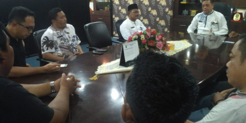 Tak Ada Kejelasan Kontrak Habis, Serikat Pekerja Danamon Mengadu ke Disnaker Riau