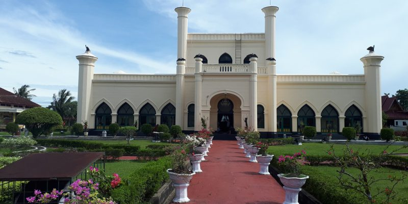 Soal Polemik Ahli Waris Istana Siak, Ini Tanggapan Plt Kadispar Riau