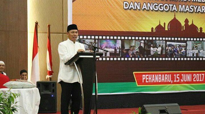 Video: Buka Bersama Media, Kapolda Riau Ingatkan Jajaran Agar Keterbukaan Informasi