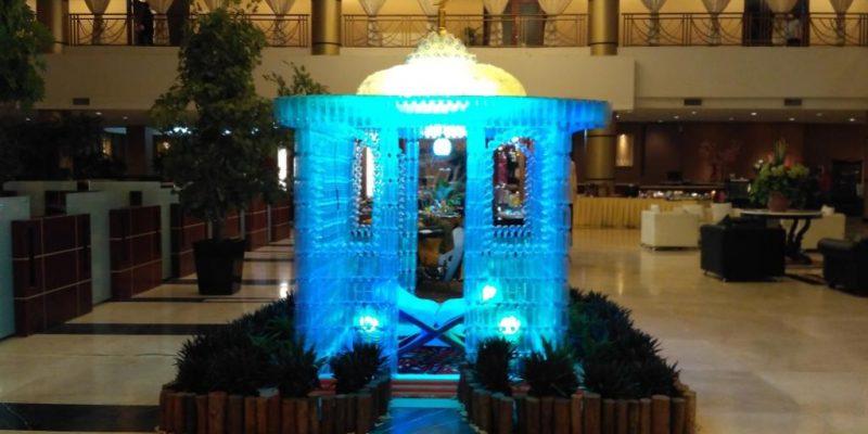 Video: Paket Buka Puasa Grand Elite Ala Kampung Ramadan