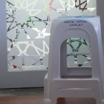 Masjid Al-Ittihad Sediakan Tempat Duduk Bagi Mereka yang Uzur