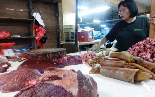 Harga Daging di Pekanbaru Naik Menjelang Puasa