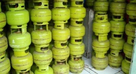 Gas Elpiji Tabung 3 Kg Langka di Inhil, Disperindag Lakukan Sidak
