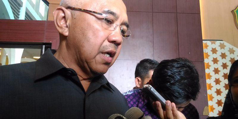 Sudah Sampai Visi Misi, Andi Rachman Tetap Pilih Wan Thamrin Hasyim