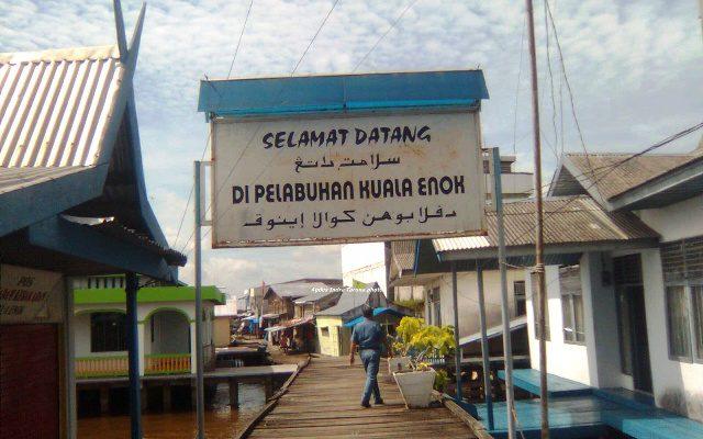 Pemprov Riau Butuh Lahan Sampai 3.000 Hektar Untuk City Port Kuala Enok