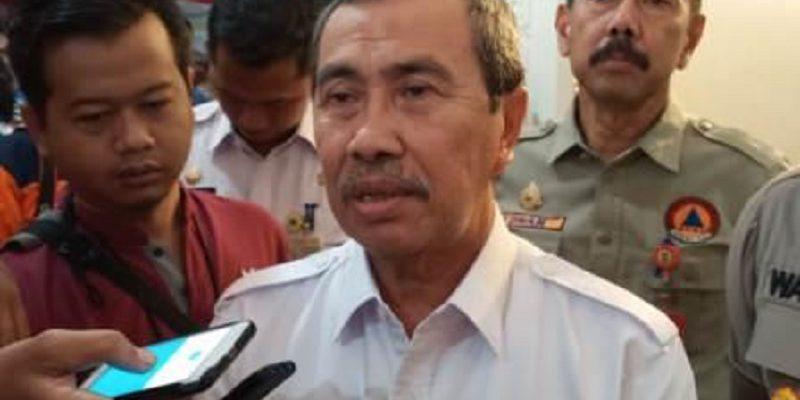 Syamsuar Singgung Kadis PUPR Soal Banyaknya Bangunan Sekolah di Riau Rusak