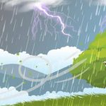 Prakiraan Cuaca Riau: Waspada Hujan Lebat di Kampar, Rohul dan Kuansing