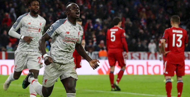 Hancurkan Bayern Munchen, Liverpool Melaju ke Perempat Final Liga Champions