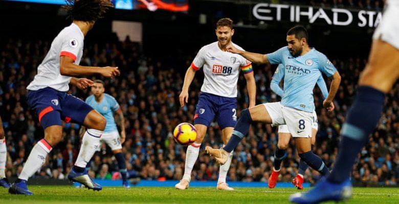 Libas Bournemouth, Manchester City Kokoh di Puncak Klasemen Liga Inggris