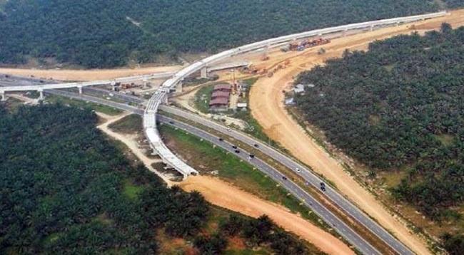 Sosialisasi Tol Riau-Sumbar Ruas Pekanbru-Bangkinang Dikebut