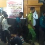 BREAKING NEWS: Puluhan Anak Sekolah di Pekanbaru Terjaring Razia Main Warnet