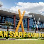 Pihak Bandara SSK II Pekanbaru Sebut Penerbangan Domestik Masih Normal