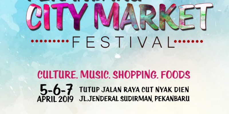 Dibanderol Hingga Jutaan Rupiah, UMKM Keluhkan Harga Stand Bazar Pekanbaru City Market Festival