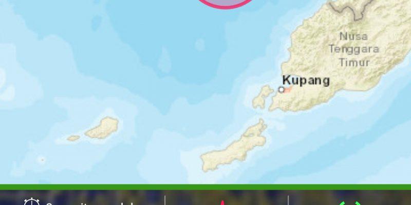 Gempa 6,0 SR Guncang Papua Pagi Ini