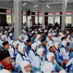 Konsumsi Kedatangan Jemaah Jadi Catatan Evaluasi Embarkasi Haji Antara Riau