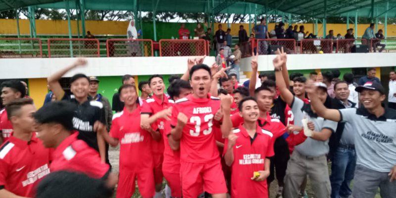 Kubung dan Hiliran Gumanti Melaju ke Semifinal Minangkabau Cup