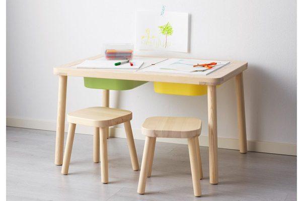 Hemat Budget, Ini Cara Sederhana Membuat Meja Belajar Sendiri untuk Anak