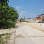 Rusak Bertahun-Tahun, Begini Penampakan Jalan Perjuangan di Pekanbaru