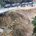 Perkirakan Waktu Perbaikan Jalan Longsor Pekanbaru-Dumai Habiskan Waktu 2 Bulan