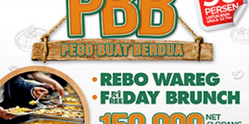 Mengusung Konsep PBB, Yuk Makan di Mercure Bandung City Centre