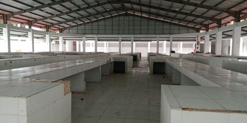 Pedagang Enggan Masuk Pasar Higienis, Ini Tanggapan Disperindag Pekanbaru