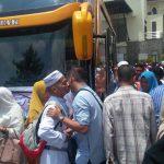 Pelukan dan Tangis Haru Sambut Kepulangan Jemaah Haji Pekanbaru