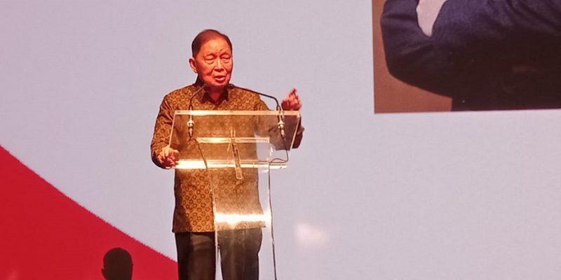 Jadi Pembicara di IDC 2019, Mochtar Riady Sebut Teknologi Digital Bukan Hal Baru