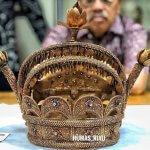Mahkota dari Emas Seberat 1,8 Kg, Bukti Kejayaan Kerajaan Siak Sri Indrapura