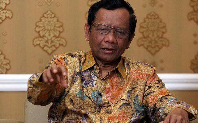 Kata Mahfud MD Soal Grasi Jokowi ke Annas Maamun