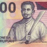 Catatan Sejarah 29 November: Uang Pecahan Rp1000 Bergambarkan Kapitan Pattimura Diluncurkan