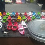 Masih Ingat Mainan Jadul Kapal Kaleng? Ini Harganya di CFD Pekanbaru