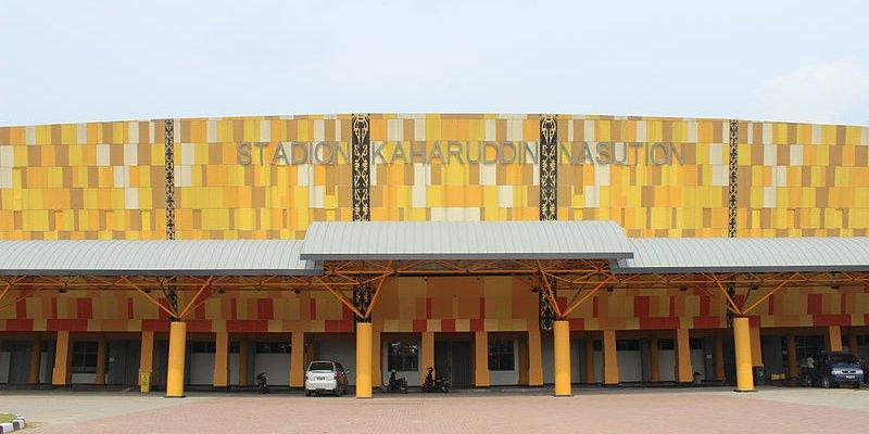 Stadion Kaharuddin Nasution Rumbai Venue 32 Besar Liga 3 Indonesia, Berikut Jadwal Selengkapnya