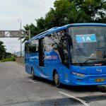 Belum Gajian, Supir Bus Trans Metro Pekanbaru Pagi Ini Mogok Kerja