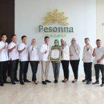 Semakin Berkelas, Pesonna hotel Pekanbaru Raih Sertifikasi Hotel Bintang 3