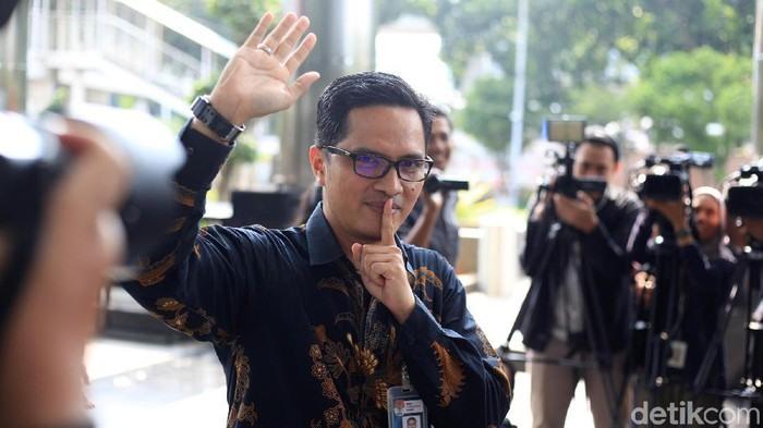Fabri Diansyah Tak Lagi Jadi Jubir KPK