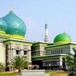 Shalat Jumat, Protokol Kesehatan Diperketat di Mesjid An-Nur Pekanbaru