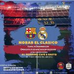 Lokasi Nonton Bareng Barcelona vs Real Madrid Malam Ini di Pekanbaru