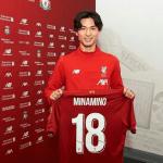 Resmi! Liverpool Perkenalkan Takumi Minamino