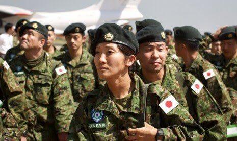 Jepang Beli Pulau untuk Latihan Perang